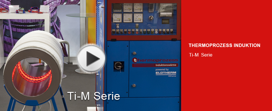 THERMOPROZESS INDUKTION Serie Ti-M